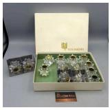 Vintage Box of Star-Lite Candle Holders