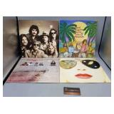 Albums - Little River Band, Saga, April Wine,