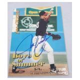 Joe Crede Boys of Summer 2191 of 2950 Signed Card
