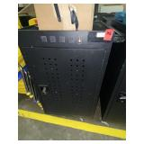 ipad storage/charging metal cart