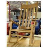 Rocking Chair & Table