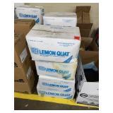 Lemon Quat Industrial Cleanser 6 boxes