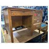 Childs wood Desk