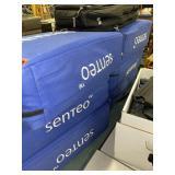 Lot of 6 Cases of Senteo remotes & laptop bag