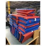 Lot of Folding Gym Mats