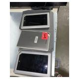 Lot of 3 Nooks and Cases