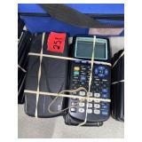 Lot of 10 Texas Instruments TI 83 Plus Calculators