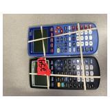 TI-83 (9), TI73(1) 10 TI Calculators