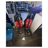 lot of 2 vacuum cleaners