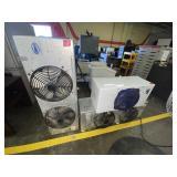 lot of 3 air condensors