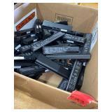 lot of laptop batteries