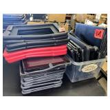 lot of remaining ipad cases, mixed lot pictured