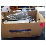 box lot electronics cords