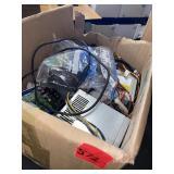 box lot cpu components, cords