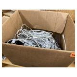 Box lot ipad cords