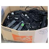 box lot hp laptop chargers