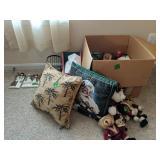 Christmas Teddy Bears, Christmas Decor, Sleigh,