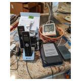 Cordless Phone, Amazon Kindle, Tens Machine Etc