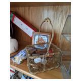 Shelf Lot Cat Planter, Harry Potter Doll, Ship