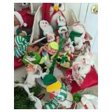 Christmas Anna Lee Dolls