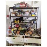 Metal Shelving, Hummingbird Platinum Id Fish