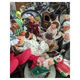 Annalee Dolls. Christmas Etc