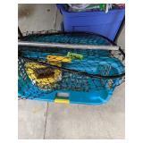 Laundry Hamper, Fishing Net, Minnow Bucket