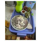 Plastic Toe, Royal Dalton Koala Decorator Plate,