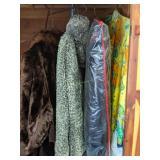 Cedar Wardrobe, Jackets, Christmas Decorations