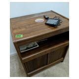 Rolling TV cart, Garmin GPS. 30462 Oak Ridge Rd