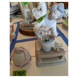 Lladro Oriental Woman, Bell