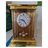 Bulova Quartz Anniversary Clock. Robert Geers
