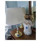 Pair Of Lamps, Doll