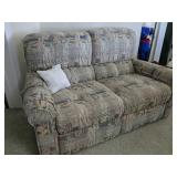 Loveseat, Couch, And Recliner