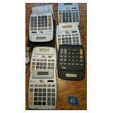 Calculators, Watch W Universal Remote Control