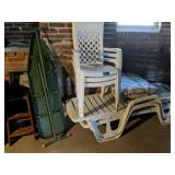 Outdoor Lounge Chairs, Chairs, Ironing Board