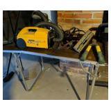 Hedger, Vacuum, Bug Light, Jumper Cables Etc