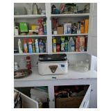 Contents Of Built-in Cabinet