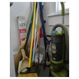 Hand Tools, Broom, Vacuum Etc