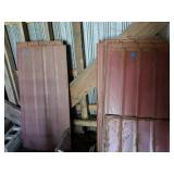 Tin Siding Panels