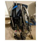 Wheelchair, Walkers