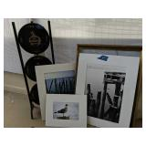 Signed Photographs, Folding Stand