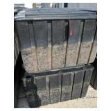 Pair Of Floating Dock 4x3x2 Ft
