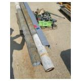 """6.5"""" Pipe, Pipe Fittings As Shown"""