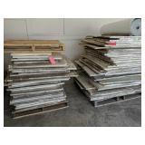 2 Pallets Miscellaneous Foam Insulation