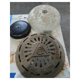 Grinnell Automatic Sprinkler Fire Alarm Cover Etc