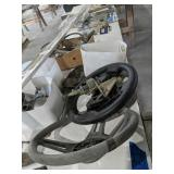 Miscellaneous Boat Parts. Steering Wheels Etc