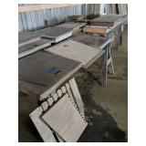 Various Boat Panels, Hatch Covers, Windows