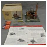 The Jensen Steam Engine Line Number 65 Model