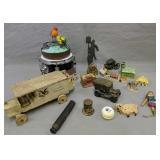 Auto-crat Ambulance, Coin Bank, Cast Iron Toys,